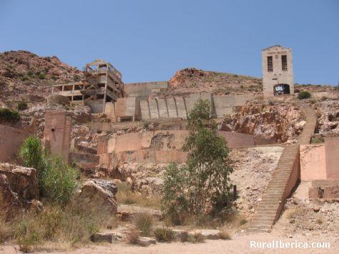 Rodalquilar, Almería - Rodalquilar, Almería, Andalucía