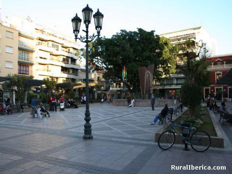 Plaza de la Constitución. Fuengirola, Málaga - Fuengirola, Málaga, Andalucía