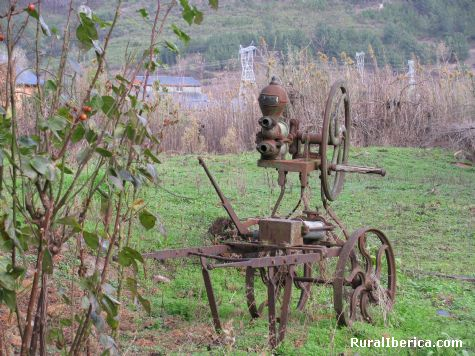 Bomba para el vino - Petín, Orense, Galicia