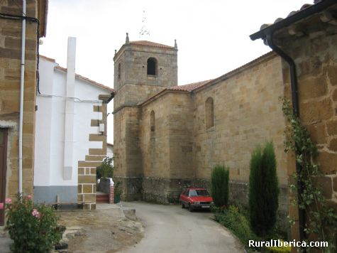 Iglesia. Ruerrero, Cantabria - Ruerrero, Cantabria, Cantabria