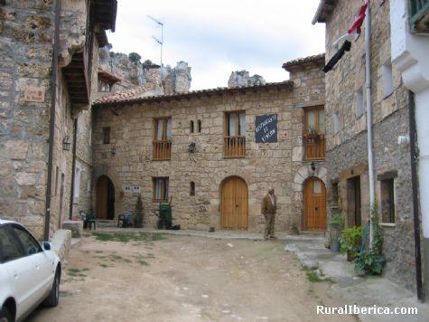 Orbaneja del Castillo, Burgos - Orbaneja del Castillo, Burgos, Castilla y León