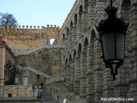 ACUEDUCTO DE SEGOVIA - SEGOVIA, Segovia, Castilla y León