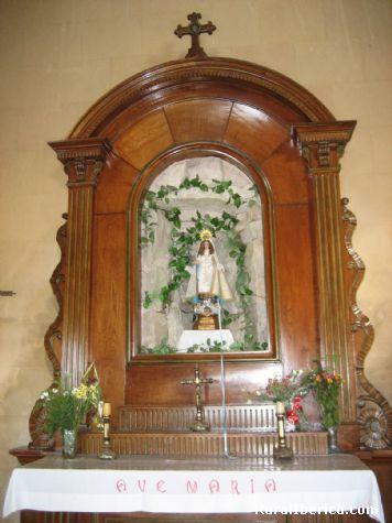 Virgen del Viso. Salas, Asturias - Salas, Asturias, Asturias