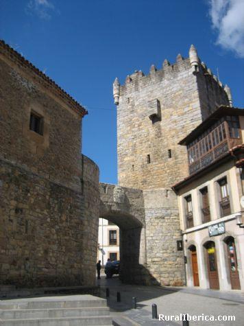 Castillo Valdes Salas. Salas, Asturias - Salas, Asturias, Asturias