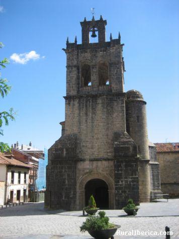 Colegiata. Salas, Asturias - Salas, Asturias, Asturias