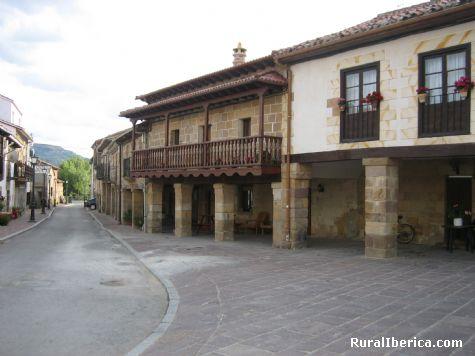Plaza. Ruerrero, Cantabria - Ruerrero, Cantabria, Cantabria