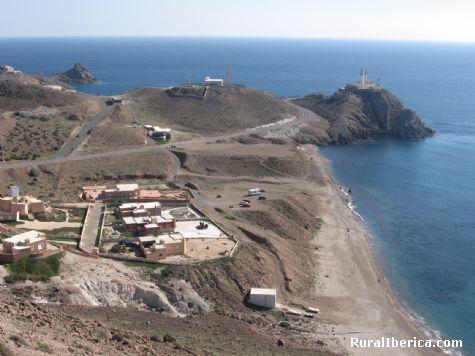 Cabo de Gata, Almería, Andalucía - Cabo de Gata, Almería, Andalucía