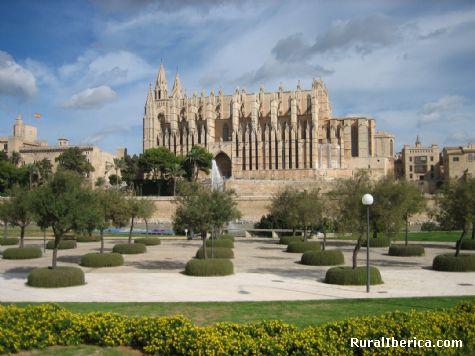 Catedral de Palma. Palma de Mallorca, Baleares - Palma de Mallorca, Baleares, Islas Baleares