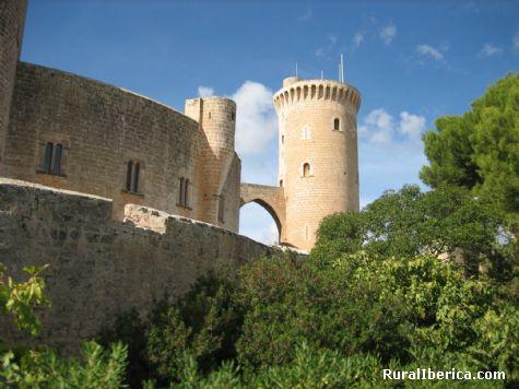 Castillo de Bellver. Palma de Mallorca, Baleares - Palma de Mallorca, Baleares, Islas Baleares