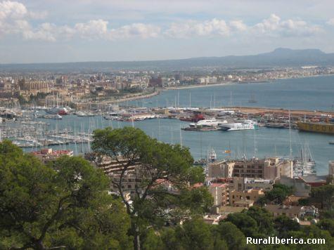 Estacion Marítima. Palma de Mallorca, Baleares - Palma de Mallorca, Baleares, Islas Baleares