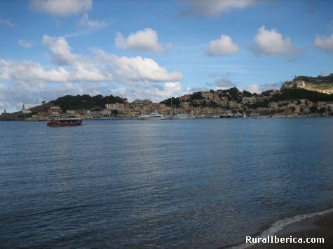 Puerto de Soller, Baleares - Puerto de Soller, Baleares, Islas Baleares