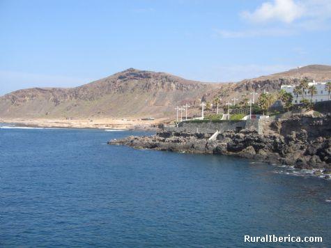 bahia del confital - Las Palmas, Las Palmas, Islas Canarias