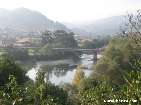 Puente de Peñaullan. Peñaullan-Pravia, Asturias - Peñaullan-Pravia, Asturias, Asturias