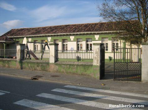 Escuelas p�blicas. Pe�aullan-Pravia, Asturias - Pe�aullan-Pravia, Asturias, Asturias