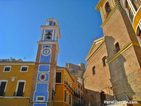 Torre del Reloj - MULA, Murcia, Murcia