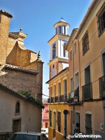 Mula -Casco Viejo- - Mula, Murcia, Murcia