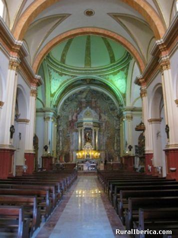 MULA -Iglelsia de San Miguel Arcángel - MULA, Murcia, Murcia