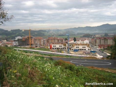 Vista desde Corralinos. Pravia, Asturias - Pravia, Asturias, Asturias