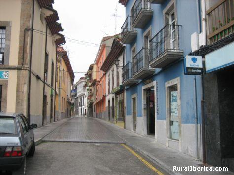 Calle Jovellanos. Pravia, Asturias - Pravia, Asturias, Asturias