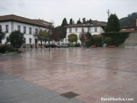 Plaza M. de Casa Valdes. Pravia, Asturias - Pravia, Asturias, Asturias