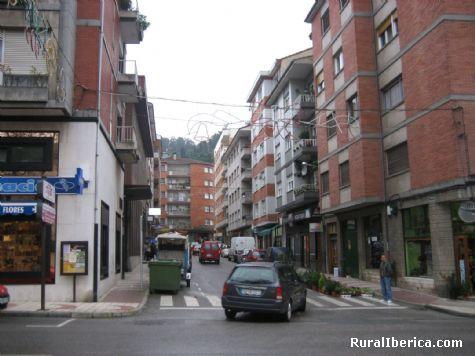 Calle Vital Aza. Pravia, Asturias - Pravia, Asturias, Asturias