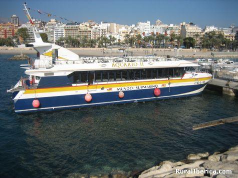 Catamaran. Benidorm, Alicante - Benidorm, Alicante, Comunidad Valenciana