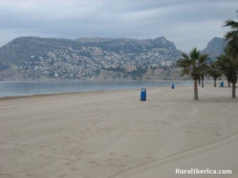 Fotos playa arenal calpe alicante for Hoteles en calpe playa