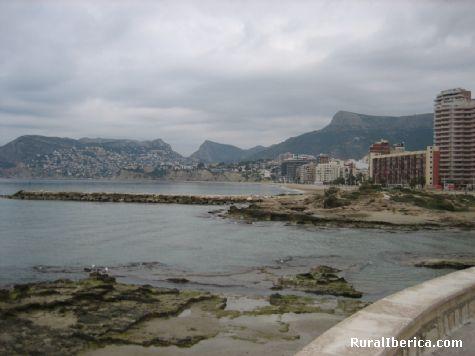 Cala Morello. Calpe, Alicante - Calpe, Alicante, Comunidad Valenciana