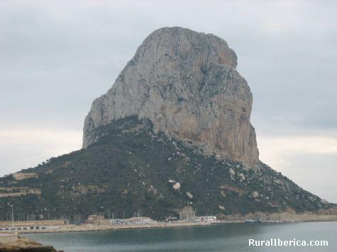 Peñon de Ifach. Calpe, Alicante - Calpe, Alicante, Comunidad Valenciana