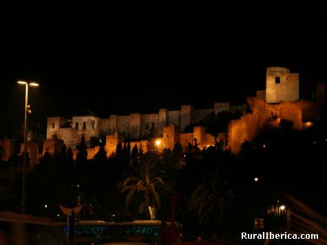 La Alcazaba. Málaga, Andalucía - Málaga, Málaga, Andalucía