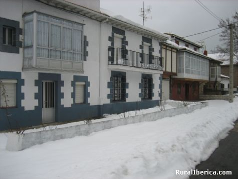 Nevada 2007. Arija, Burgos - Arija, Burgos, Castilla y León