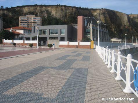 Club Nautico. Salinas-Castrillon, Asturias - Salinas-Castrillon, Asturias, Asturias