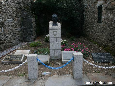 Santuario do Cebreiro - O Cebreiro, Lugo, Galicia