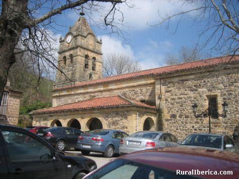 Iglesia. San Pedro del Romeral, Cantabria - San Pedro del Romeral, Cantabria, Cantabria