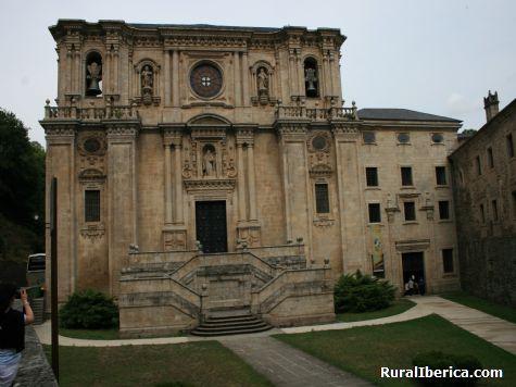 Monasterio - Samos, Lugo, Galicia
