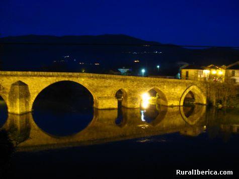 Ponte da Cigarrosa - Pet�n, Orense, Galicia