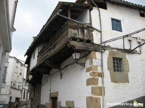 La casa mas antigua del pueblo. Losar de la Vera, Cáceres - Losar de la Vera, Cáceres, Extremadura