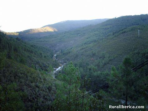 vista desde la peña de francia - salamanca, Salamanca, Castilla y León