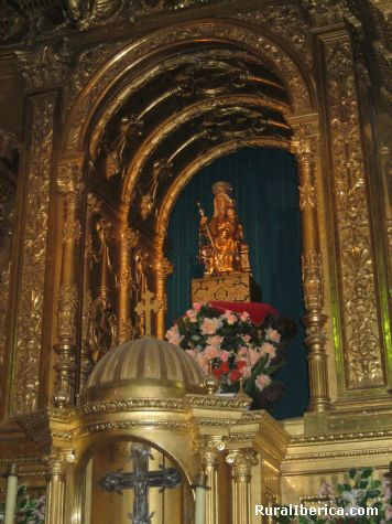 Virgen de Montesclaros. Los Carabeos, Cantabria - Los Carabeos, Cantabria, Cantabria