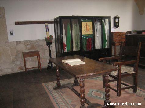 Sacristia del Monasterio de Montesclaros. Los Carabeos, Cantabria - Los Carabeos, Cantabria, Cantabria