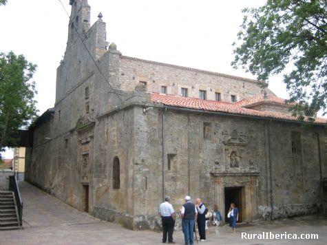 Monasterio de Montesclaros. Los Carabeos, Cantabria - Los Carabeos, Cantabria, Cantabria