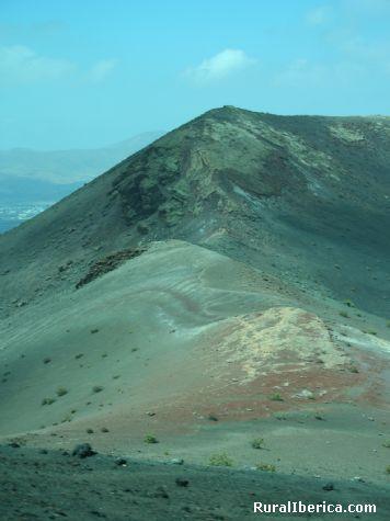 PARQUE TIMANFAYA - LANZAROTE, Las Palmas, Islas Canarias