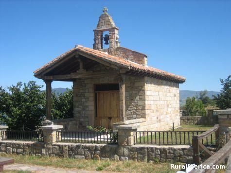 Ermita de LLano. LLano de Valdearroyo, Cantabria - LLano de Valdearroyo, Cantabria, Cantabria