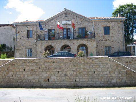 Ayuntamiento de las Rozas. Las Rozas de Valdearroyo, Cantabria - Las Rozas de Valdearroyo, Cantabria, Cantabria