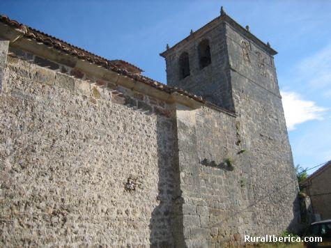 Iglesia. Espinosa de Bricia, Cantabria - Espinosa de Bricia, Cantabria, Cantabria