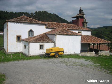 Iglesia. Villazon-Salas, Asturias - Villazon-Salas, Asturias, Asturias
