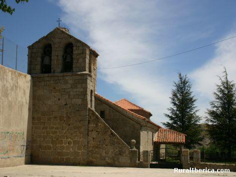 Iglesia de Barajas de Gredos, Avila - Barajas de Gredos, Avila, Castilla y León