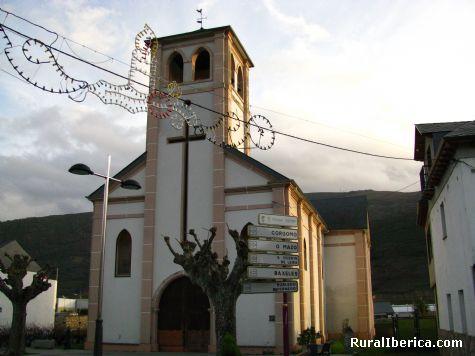 Iglesia de Vilamartin - Vilamartin, Orense, Galicia