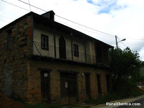 Casa antigua - Veiga de Cascallana, Orense, Galicia