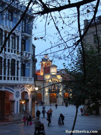 Ayuntamiento de Avilés. Avilés, Asturias - Avilés, Asturias, Asturias